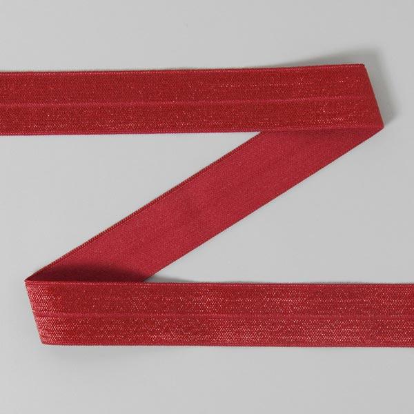 Ruban de bordage élastique 519 – carmin