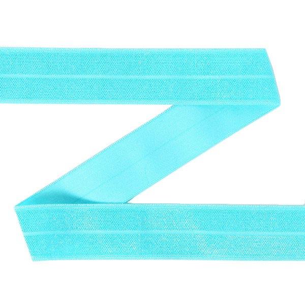 Ruban de bordage élastique 825 – bleu aqua