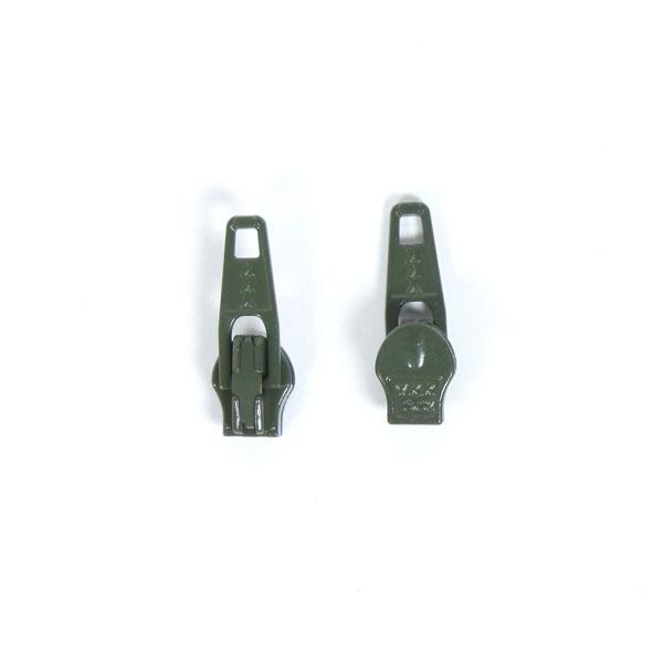 Metallschieber (567) – oliv | YKK