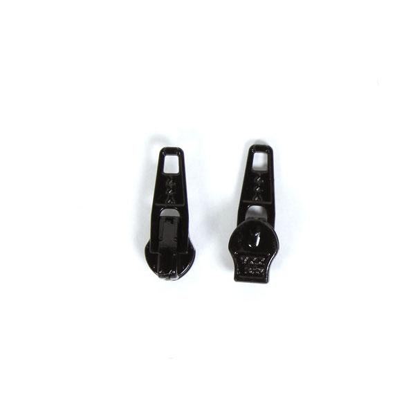 Metallschieber (580) – schwarz | YKK