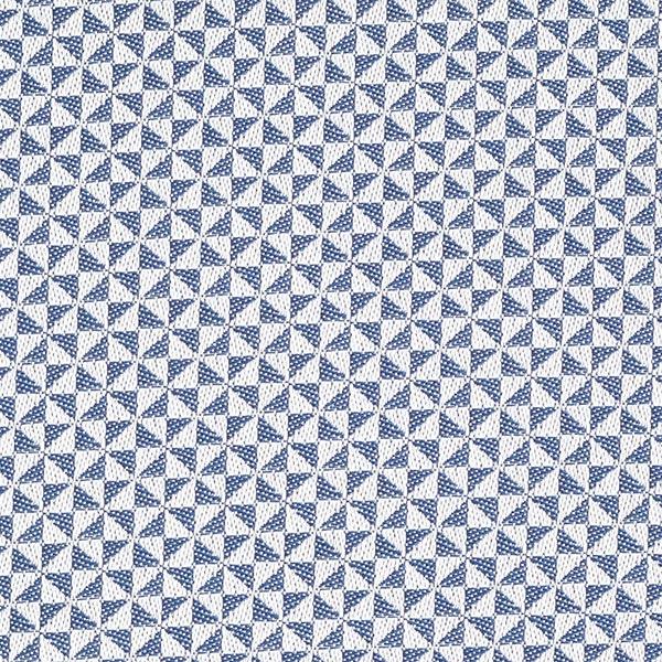 Tissu de décoration d'extérieur Acrisol Helix – bleu