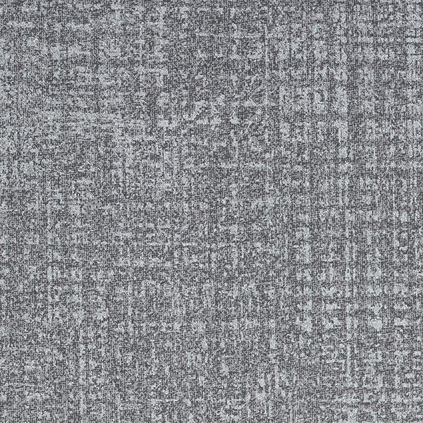 Tissu opaque chatoiement metallic – anthracite/argent