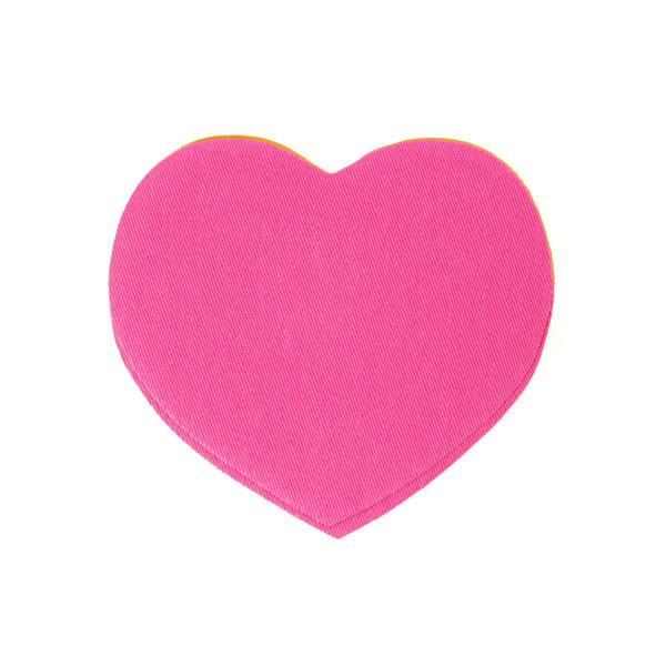 Patch denim Cœurs 5   Kleiber