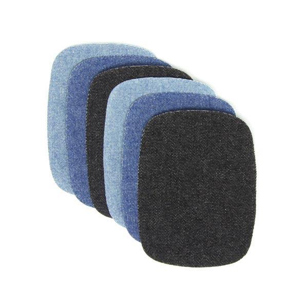 Jeans-Flecken Mini 1