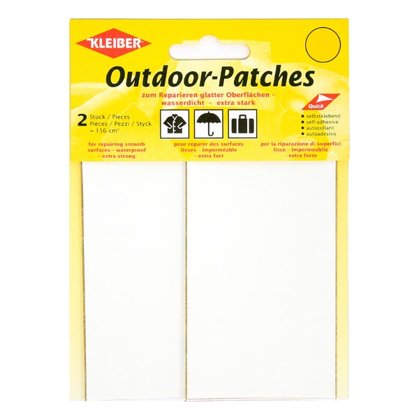 Patchs outdoor – blanc