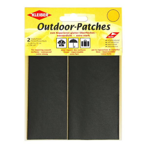 Patchs outdoor – noir