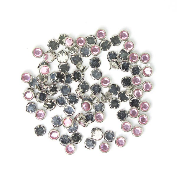 Rivets goupille Points roses