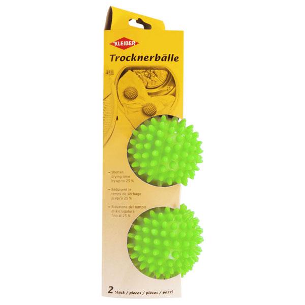 Boules de séchage 2 pièces – vert