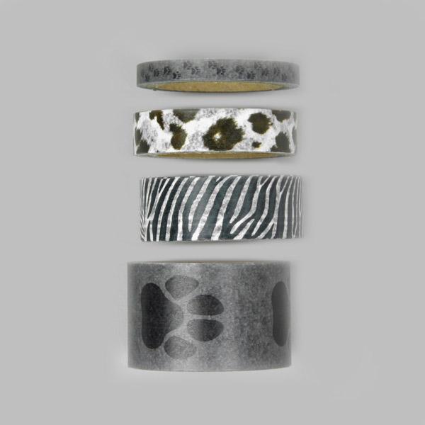 Washi Tape – Animalprint