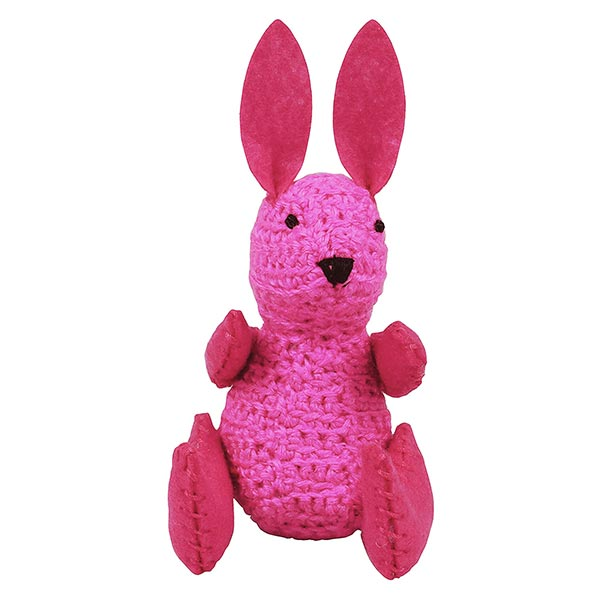 Kit de bricolage Animal au crochet « Lapin » |
