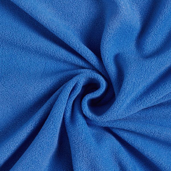 Antipilling Microfleece Light – bleu roi