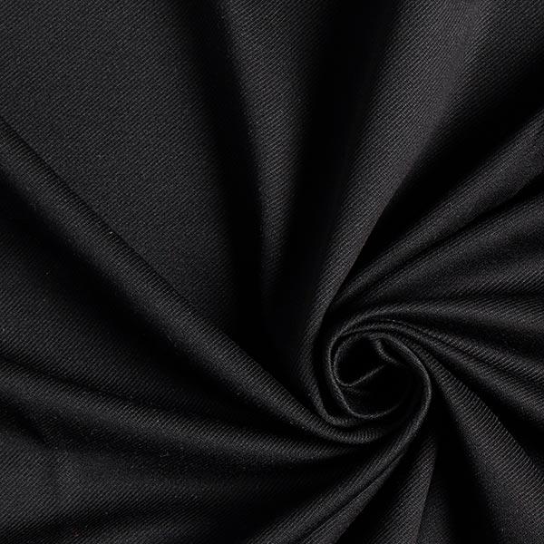 Sergé stretch de pantalon twill – noir