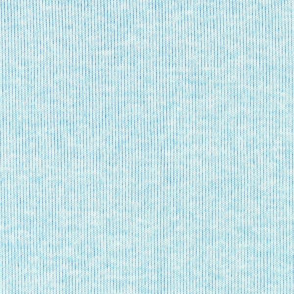 Jersey Bambou Rayures Uni – bleu clair