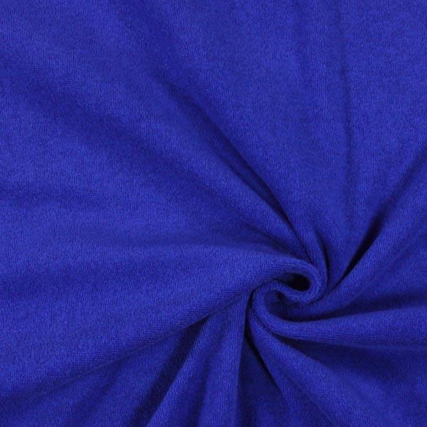 Frottee-Stretch – königsblau