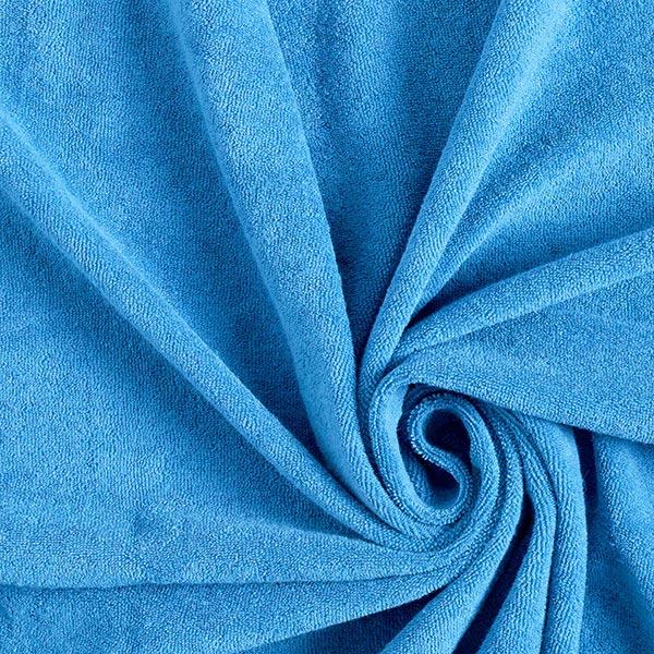 Frottee-Stretch – türkisblau