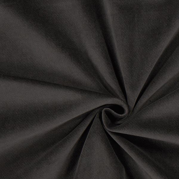 Velours côtelé – noir
