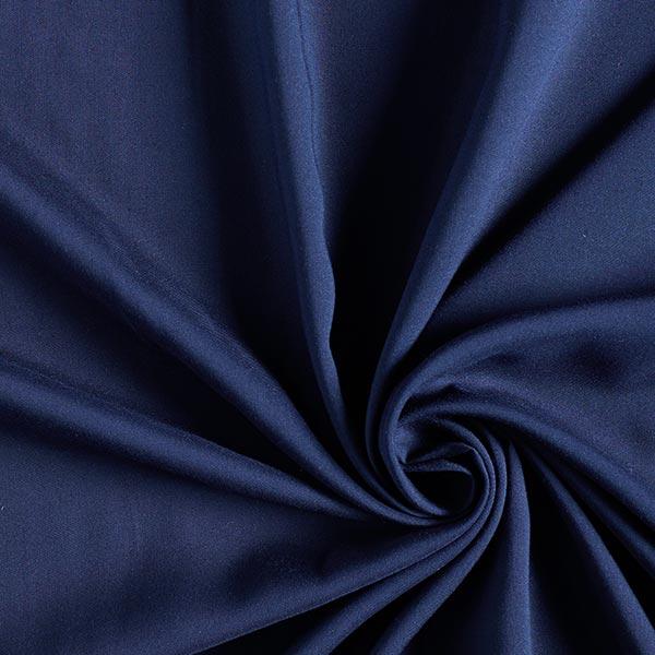 Tissu en viscose tissé Fabulous – bleu marine