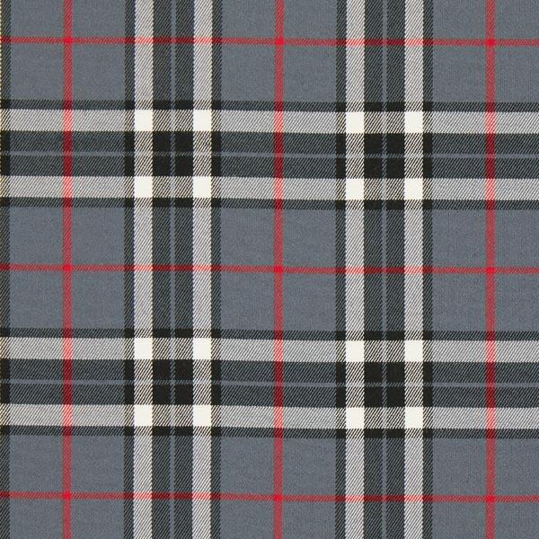 Carreau écossais Stretch – gris schiste