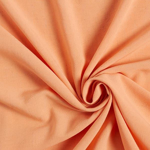 Structure lin viscose – abricot
