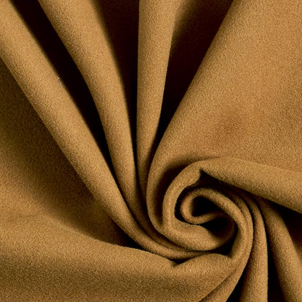 Tissu de manteau Eloy – marron moyen