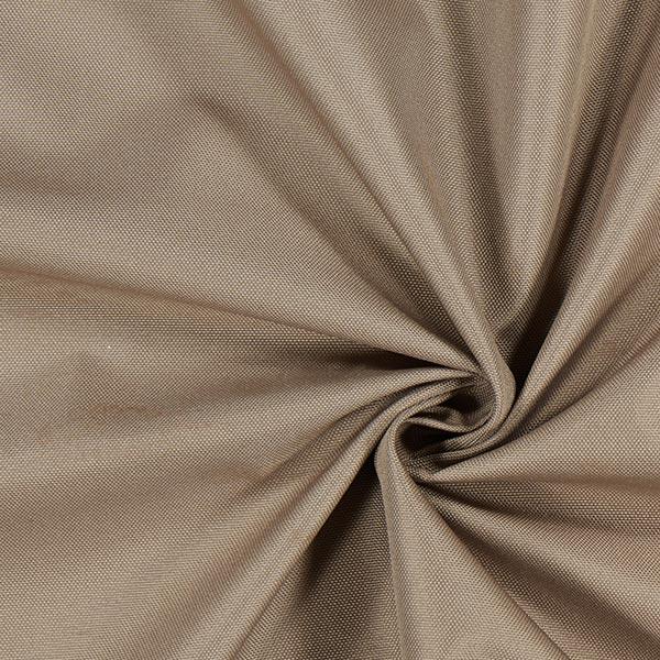 Tissu d'extérieur Uni – beige
