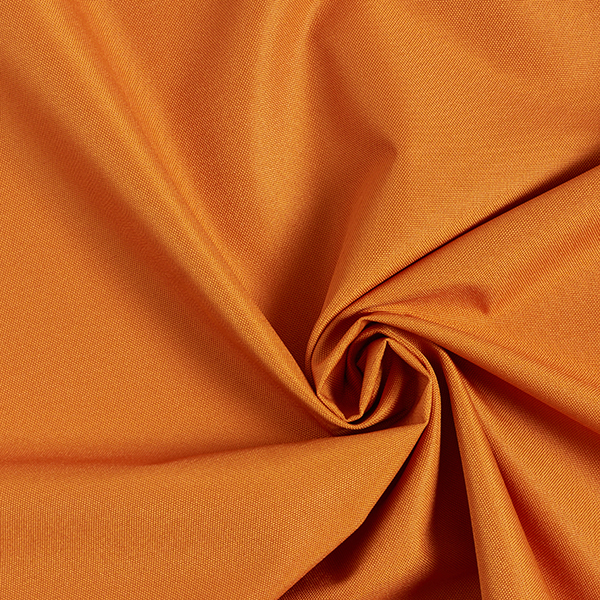 Outdoorstoff Uni – orange