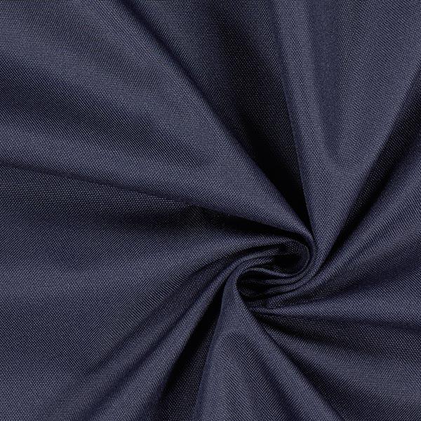 Tissu d'extérieur Uni – bleu marine