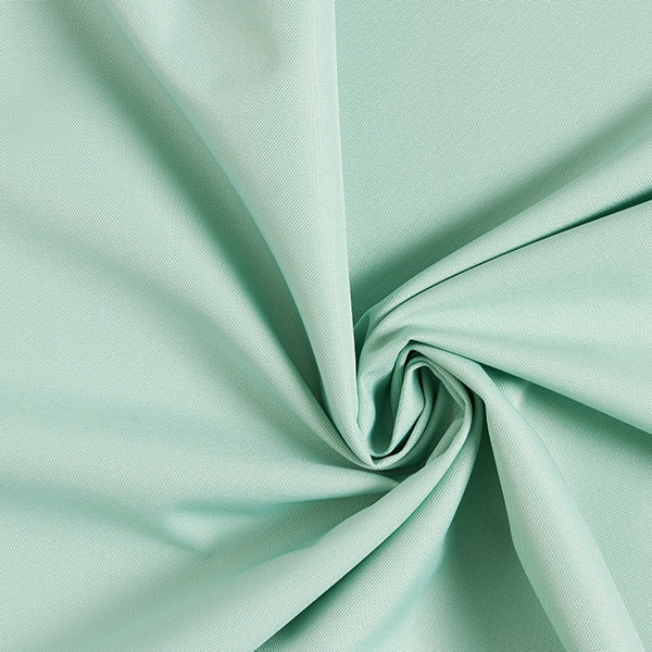 Outdoor Dekostoff wasserfest – mintgrün