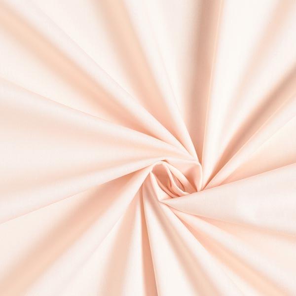 Tissu en coton Popeline Uni – rosé