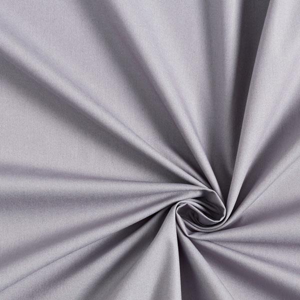 Popeline coton Uni – gris