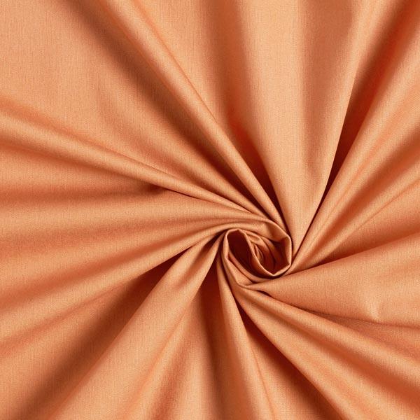 Tissu en coton Popeline Uni – caramel