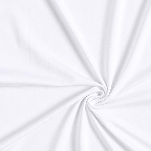 Jersey modal – blanc
