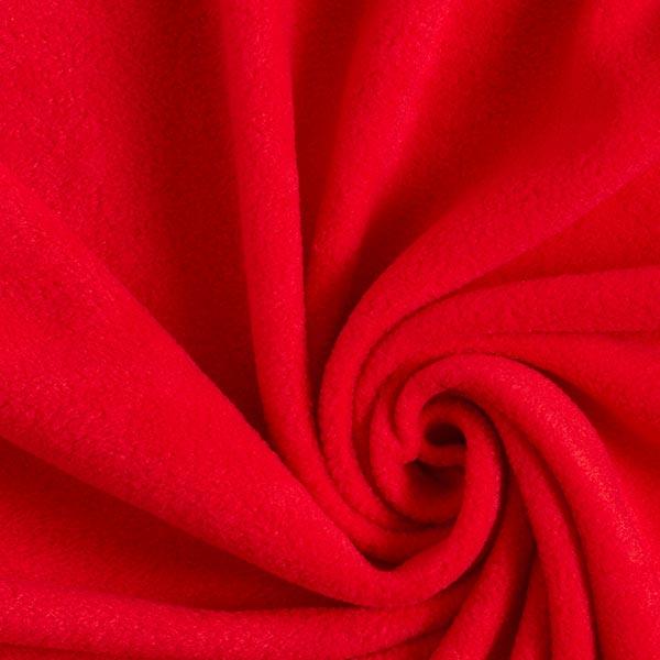 Premium Antipilling Fleece Stretch – rot