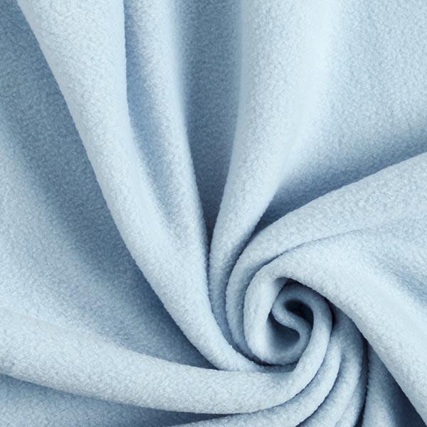 Polaire anti-boulochage stretch Premium – bleu clair