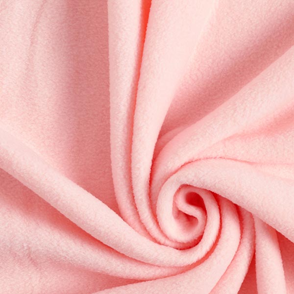 Polaire anti-boulochage stretch Premium – rose