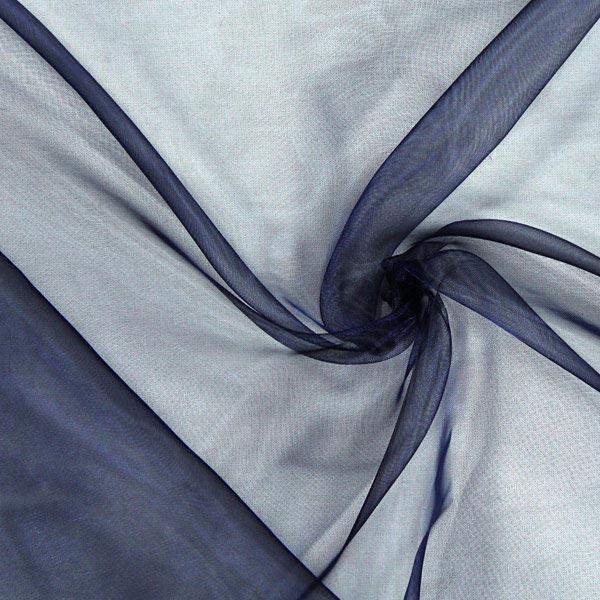 Organza – nachtblau