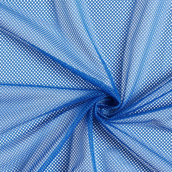 Einkaufsnetz Mesh-Stoff – blau