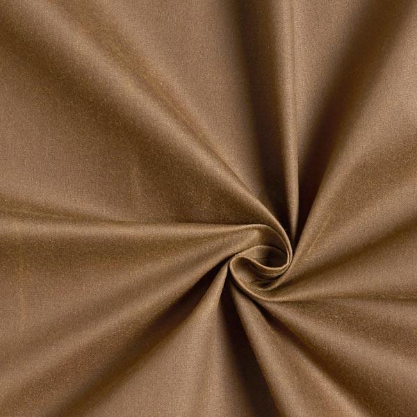 Tissu de veste Oilskin – marron