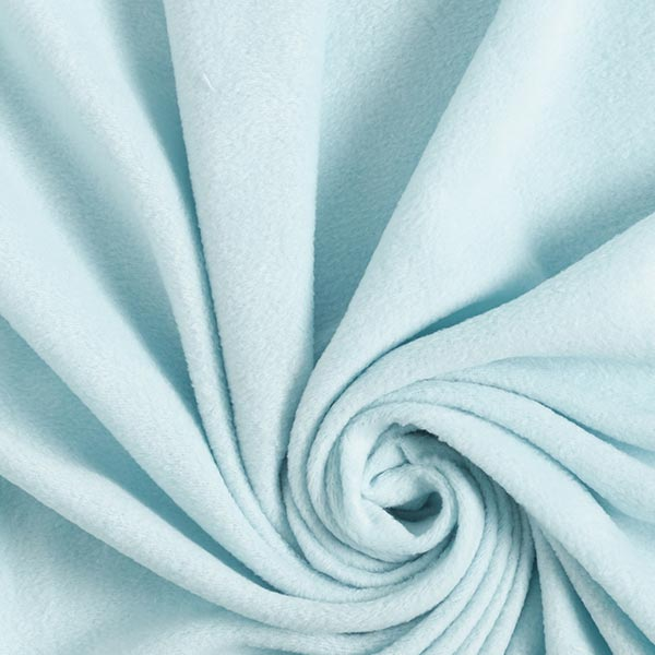 Antipilling Microfleece Light – türkisblau