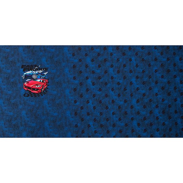 Jersey coton Panel Fast and Furious – bleu jean