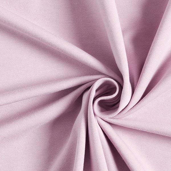 Jersey coton Medium Uni – vieux rose