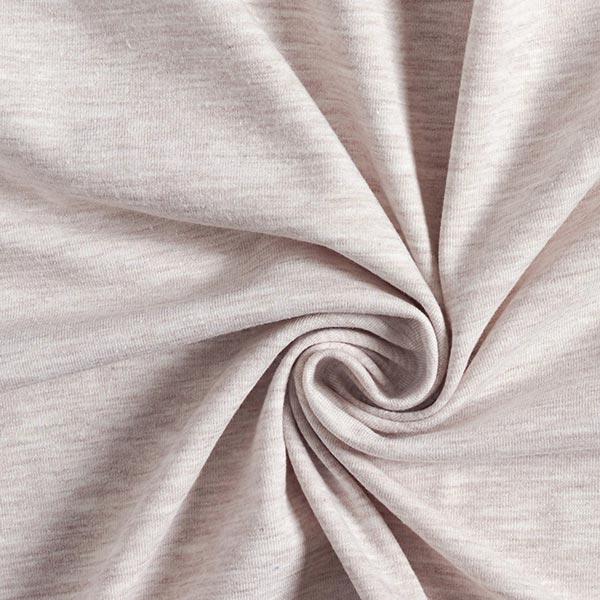 Jersey coton Medium Chiné – nature