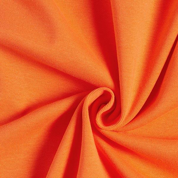 Bündchenstoff – orange