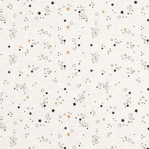 Jersey étoiles scintillantes | by Poppy – gris brume