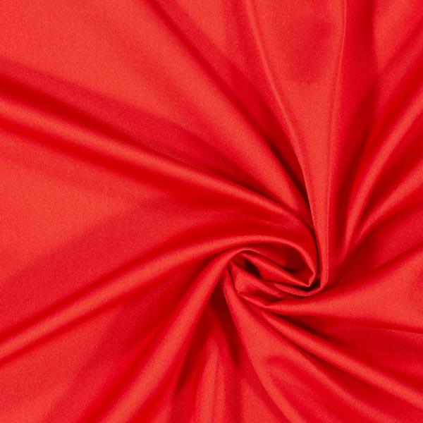Satin microfibre – rouge vif