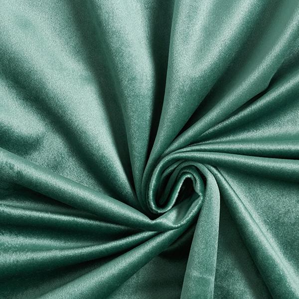 Dekostoff Samt – grün