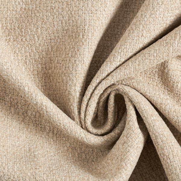 Tissu de décoration et d'ameublement Chiné recyclé – beige
