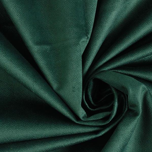 Möbel- und Polsterstoff Samt haustiergeeignet – dunkelgrün