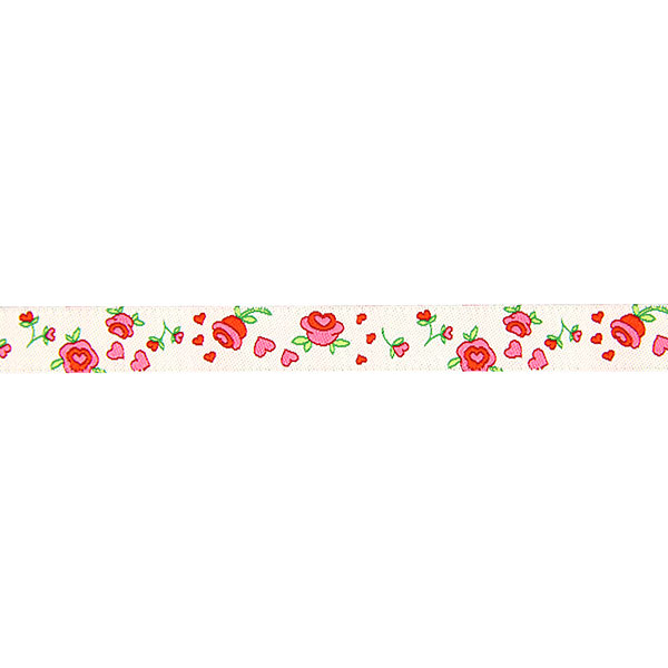 Ruban tissé Bunch of Roses 1