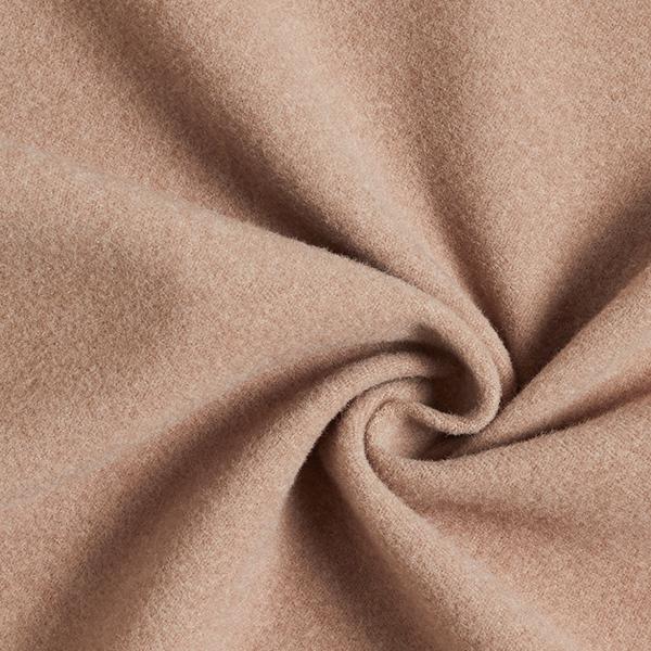 Tissu de revêtement aspect laine – sable